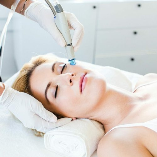 Hydrafacial behandeling in Herentals